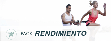 pack rendimiento fisioclinics bilbao