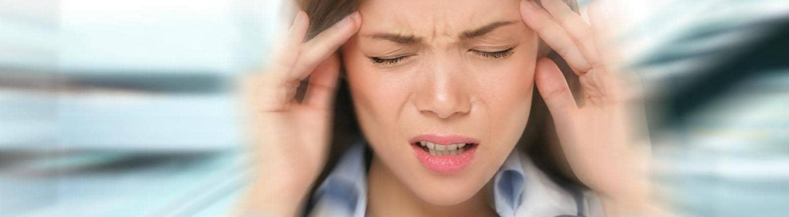 cefálea, dolor de cabeza y neuralgia de arnold