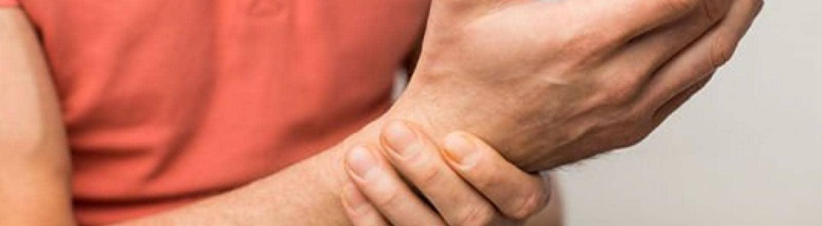 tendinitis de De quervain