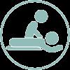 masaje terapeutico herramienta fisioterapia fisioclinics