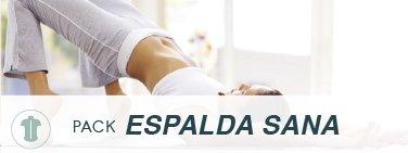 pack espalda sana fisioclinics bilbao