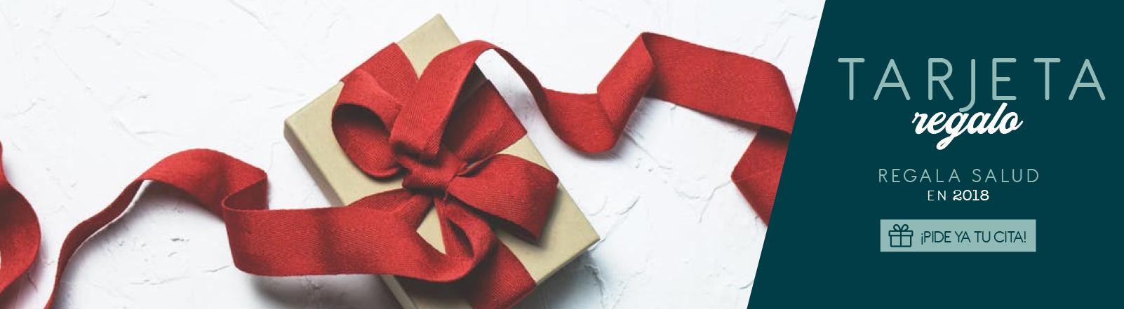 Tarjeta regalo - Regala Salud