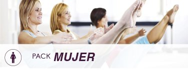 pack mujer fisioclinics bilbao