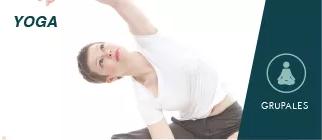 grupal yoga fisioclinics bilbao